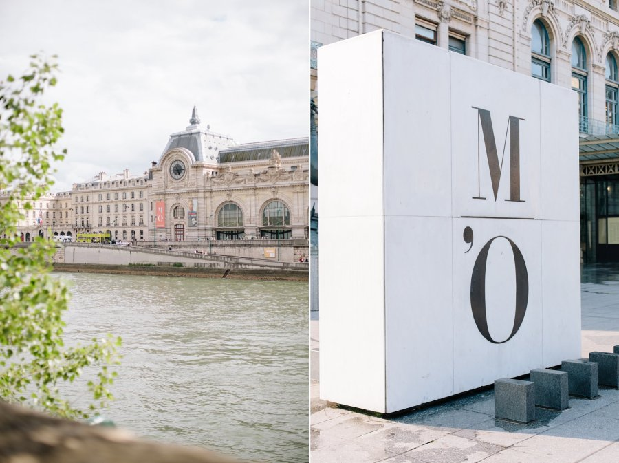 Le Musee d'Orsay in Paris