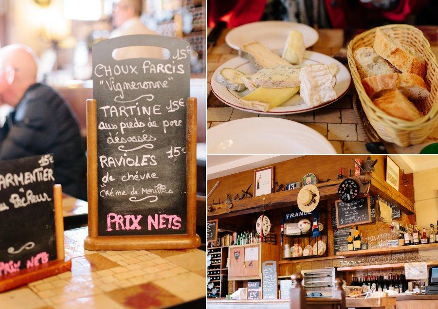 Taverne Henri IV restaurant near Pont Neuf in Paris
