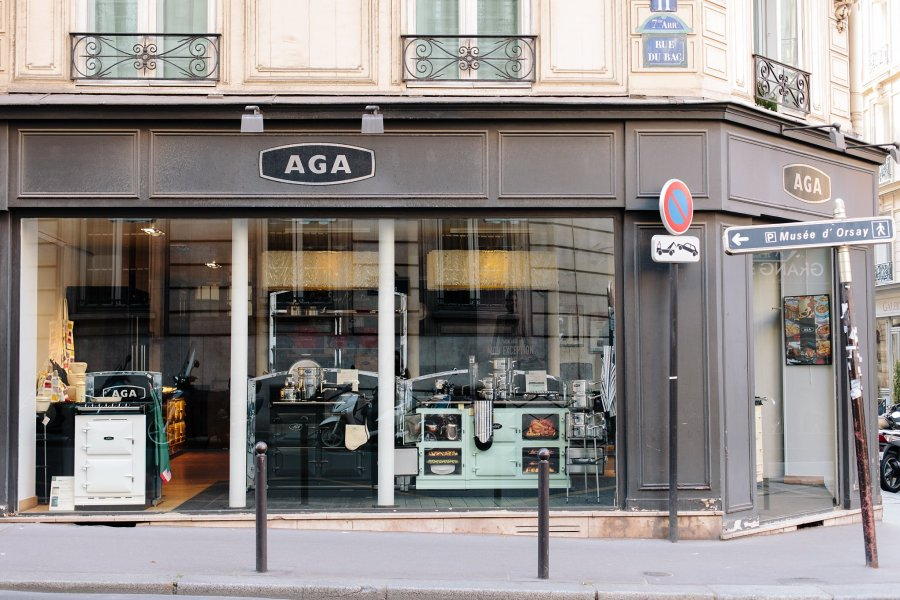 Rue de Bac in Paris.