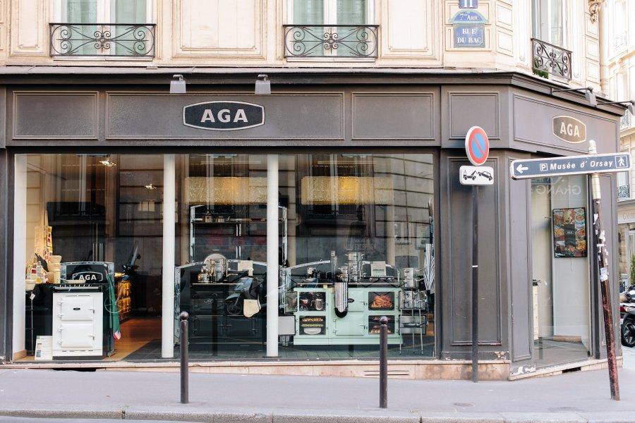 Rue de Bac in Paris.